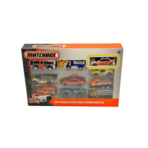 Sanook&Toys ชุดรถโมเดล Matchbox  City Hero Car 34307