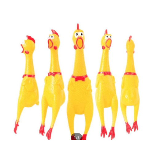USUPSO ตุ๊กตาซิลิโคนเปาลม - สีเหลือง