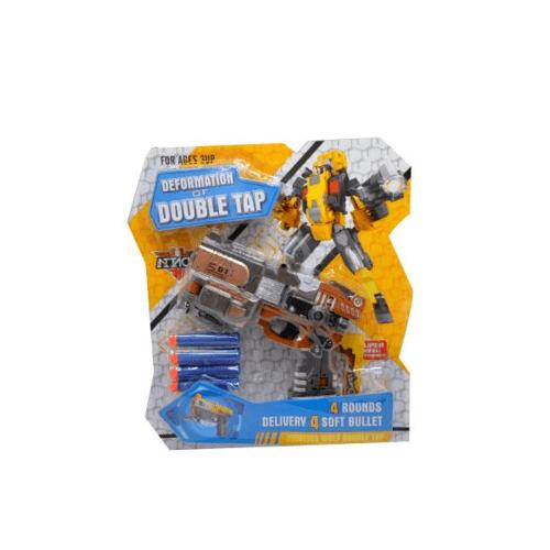 Sanook&Toys ปืนของเล่น 294080 สีเทา