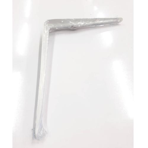 TORSTEN ฉากรับชั้นเหล็ก 12 นิ้ว AWM-ZJ04 สีขาว