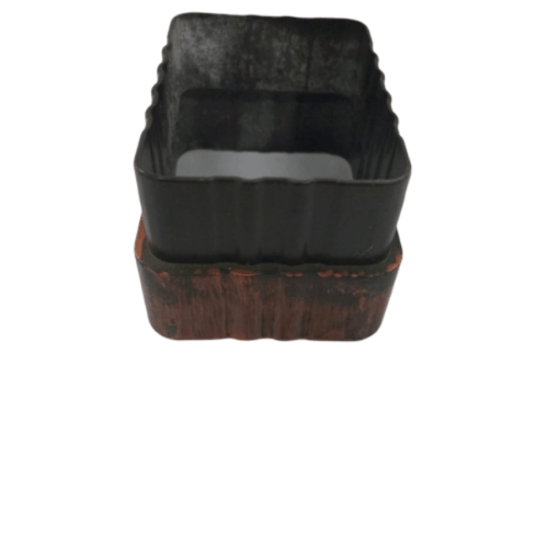 Wellingtan ตัวต่อท่อน้ำฝนอลูมิเนียมสีบรอนซ์ HYL-53