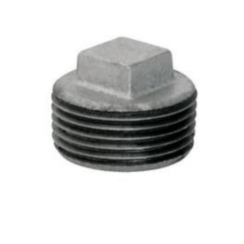VAVO ปลั๊กอุดเหล็ก 2นิ้ว สีโครเมี่ยม