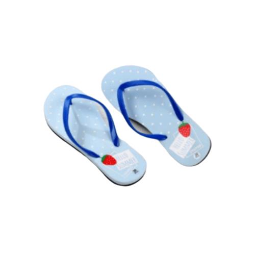USUPSO รองเท้าแตะผู้หญิง  No.36 สีฟ้า