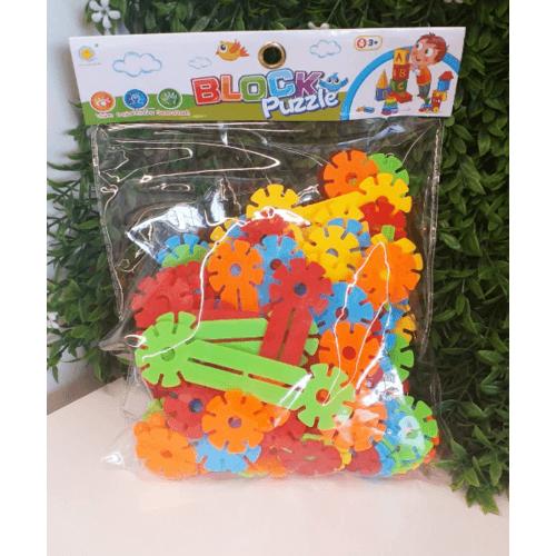 Sanook&Toys ชุดบล็อค Flower piece  296499