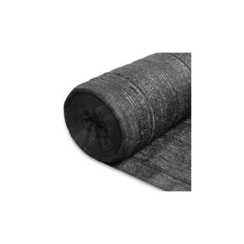 POLLO สแลนท์ HDPE 50% 2x100 เมตร LP-002 สีดำ
