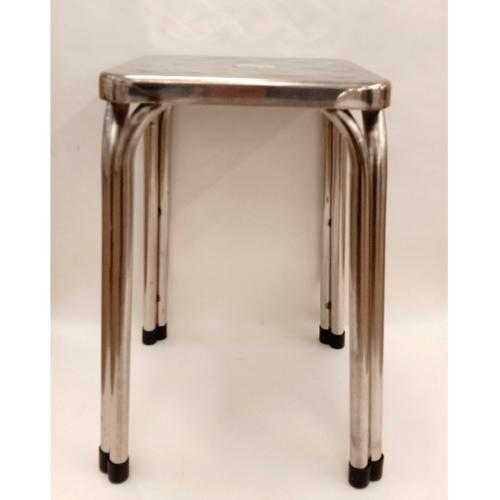 Sane เก้าอี้สเตนเลสทรงหลี่ยม PQS-FD47