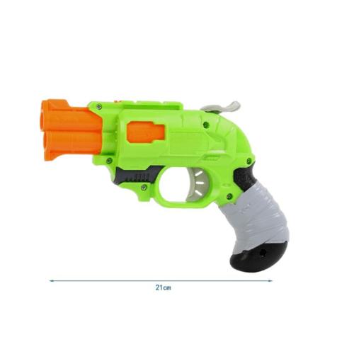 Sanook&Toys ปืนของเล่น ชุด Double Strike  A8761 สีเขียว