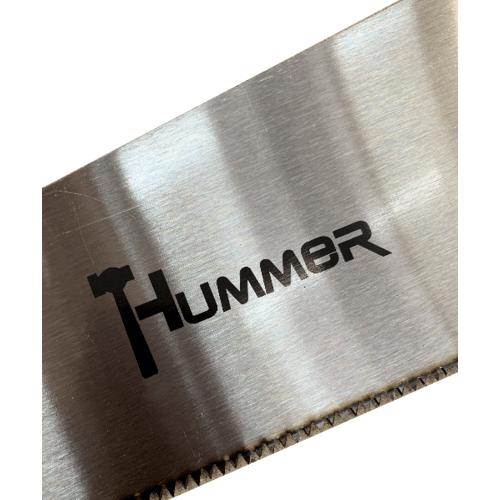 HUMMER เลื่อยลันดา 24 ด้ามดำ SSN06