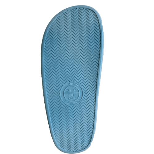 PRIMO รองเท้าแตะ PVC เบอร์ 36-37 MLL055 สีฟ้า
