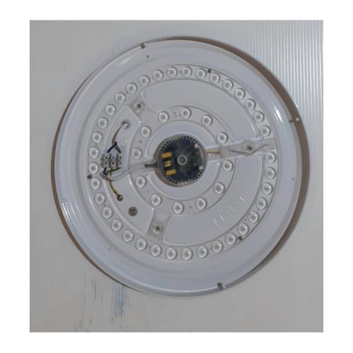 EILON โคมไฟเพดานอะคริลิค GJXD300P4-18W เดย์ไลท์  สีขาว
