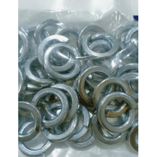 FIX-XY แหวนสปริง M12 (50ชิ้น/แพ็ค) EM - 007 สีโครเมี่ยม