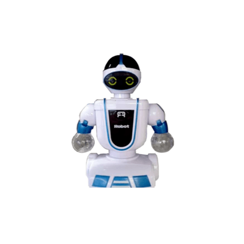 Sanook&Toys  หุ่นยนต์ Electric  298936 สีขาว