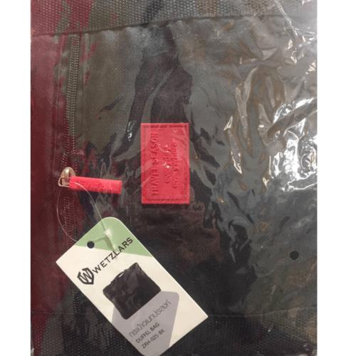 WETZLARS กระเป๋าหิ้วอเนกประสงค์  ขนาด 45X20x35 ซม. ZRH-025-BK สีดำ