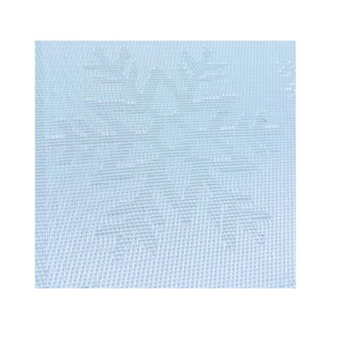 KATELL แผ่นรองจานสโนว์เฟลค WPDP -11WH สีขาว