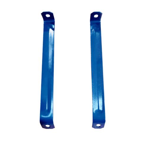 TUF อะไหล่ ชุดค้ำกระบะกับโครงรถด้านหน้ารถเข็นปูน   WB-SB120 สีน้ำเงิน