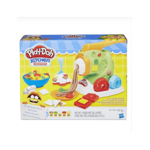 Sanook&Toys ชุดของเล่นเด็กทำบะหมี่ รุ่น 295342 สีชมพู