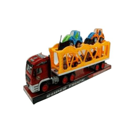 Sanook&Toys ชุด Drag head car  286912 สีแดง