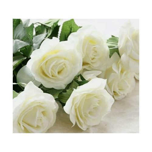 Tree O ดอกไม้ประดิษฐ์ตกแต่ง LL-002 สีขาว