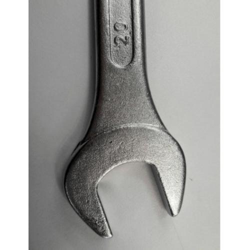 BAUM ประแจแหวนแขวนข้าง art-33 สีโครเมี่ยม