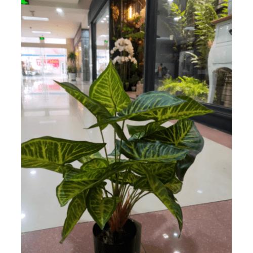 Tree O ดอกไม้ประดิษฐ์ตกแต่ง CH003 สีเขียว