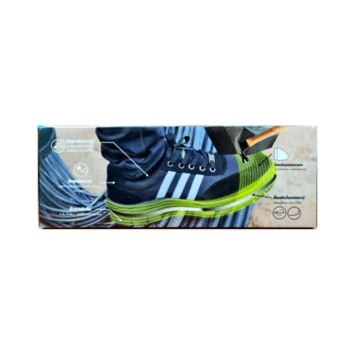 Protx รองเท้าเซฟตี้ # 43 พื้น PU  W1  สีดำ
