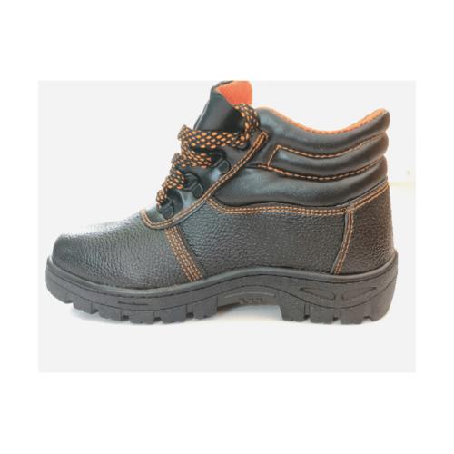 Protx รองเท้าเซฟตี้ พื้นเหล็ก เบอร์ 41 ST210 หุ้มข้อ สีดำ