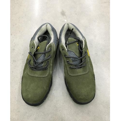 Protx รองเท้าเซฟตี้ #44 พื้น PU BA-128 สีเขียว