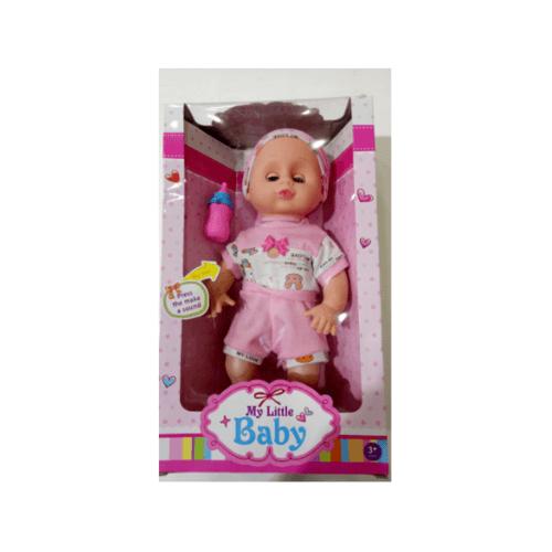 Sanook&Toys ตุ๊กตาของเล่น 298892 สีชมพู