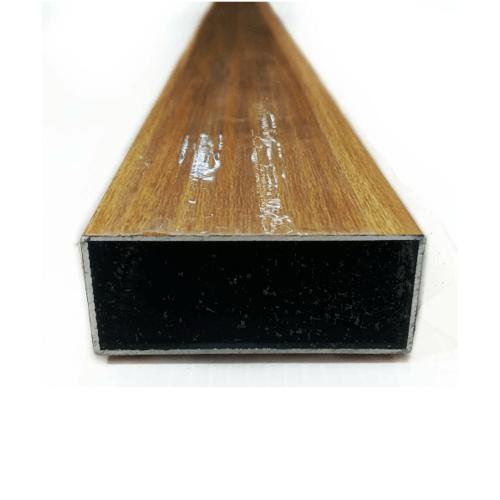 Wellingtan อลูมิเนียมอเนกประสงค์ ผิวเสมือนจริง 2x2.0 เมตร (สีสักทอง) ALU2-2T03