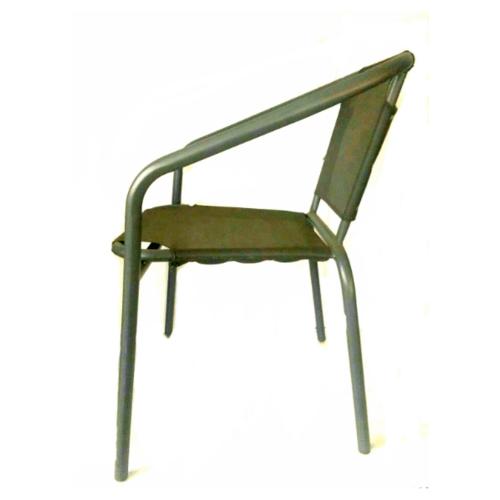 Tree O เก้าอี้สนาม ขนาด 56x52x72 ซม. ZRJ005-GY สีเทา