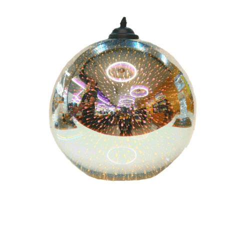 ELON โคมไฟแขวน ลอฟท์ ขั้ว E27 42621-1 สีโครเมี่ยม