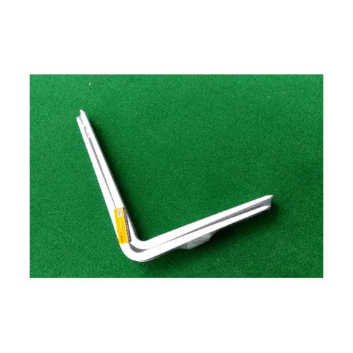 TORSTEN ฉากรับชั้นเหล็ก ขนาด 30*3*25cm PQS-Sjj004 สีขาว,ดำ