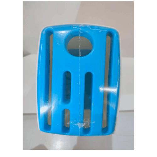 UCHI ที่เก็บมีดพลาสติก  SZH027-BU สีฟ้า