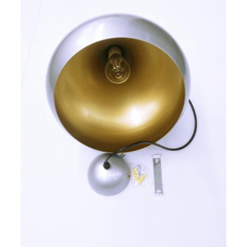 ELON โคมไฟแขวน Loft MD50153-1A สีเทา