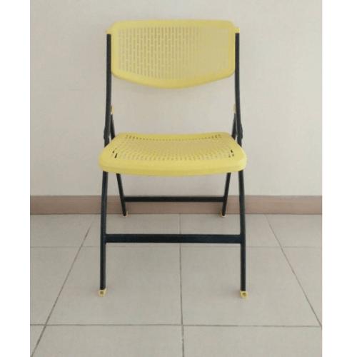 Pulito เก้าอี้พับ GGW012-YE สีเหลือง