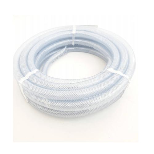"Tree O สายยางม้วน PVC ใยแก้ว 5/8"" ยาว 10M  WP-16-21 สีขาว"