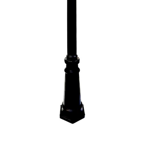 EILON  โคมไฟสนาม   Classic  RH025P/2  สีดำ