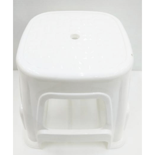 GOME เก้าอี้พลาสติก ZH001-WH สีขาว