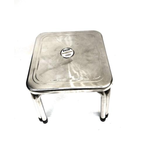 Sane เก้าอี้สเตนเลสทรงเหลี่ยม PQS-FD20 สีโครเมี่ยม