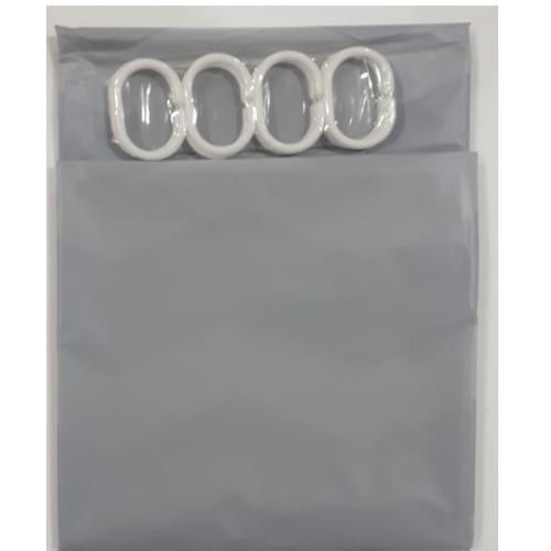 PRIMO ผ้าม่านห้องน้ำ PEVA ลายกราฟฟิก ขนาด180x180ซม.   DF024