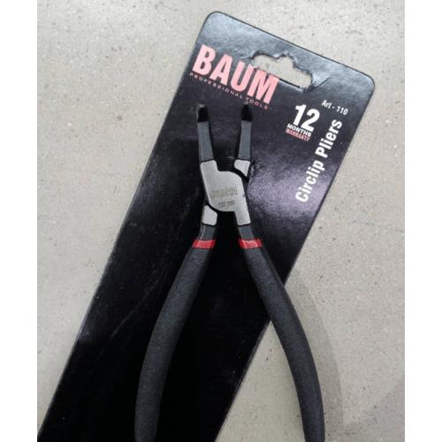 BAUM คีมหนีบ ขนาด 7นิ้ว  รุ่น 110