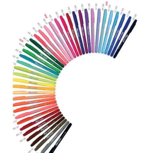 USUPSO ปากกา  24 สี