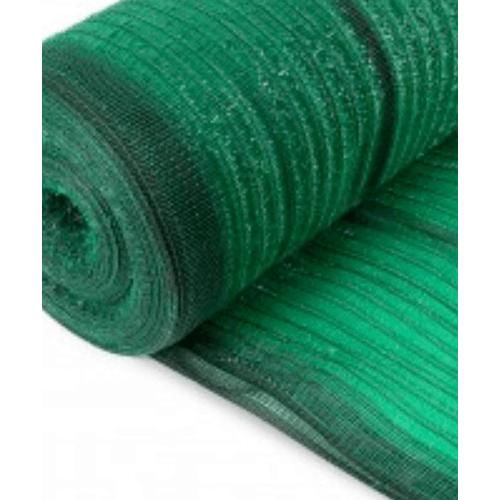 POLLO สแลนท์ HDPE 80% ขนาด 2 x 100เมตร LP-007 สีเขียว