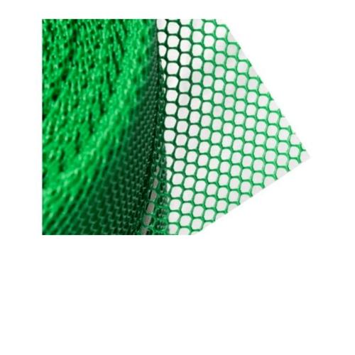 POLLO ตาข่ายพลาสติกหกเหลี่ยม 25 มิล 30x0.9 ม. PQS-AY037-G