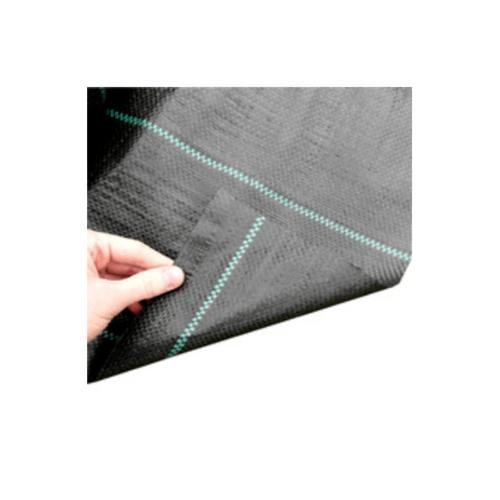 POLLO ผ้าพลาสติกคลุมวัชพืช  ขนาด 0.9x50M  LYWY008 สีดำ