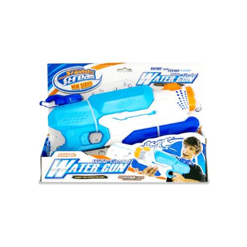 Sanook&Toys  ปืน Freeze Fire a4838 สีฟ้าเข้ม