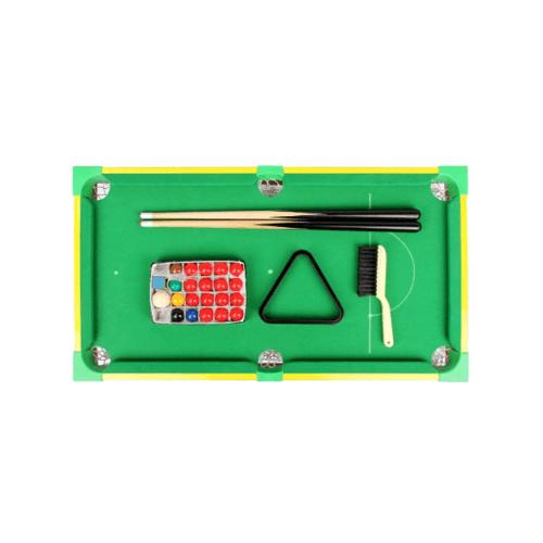 Sanook&Toys โต๊ะสนุ๊กเกอร์ ของเล่น XJ8811 สีเขียว