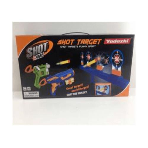 Sanook&Toys ปืนเนิร์ฟSoft bullet gun  298165