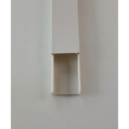 VEG รางวายเวย์พลาสติก VEG/A-2414 WH-2MH VEG/A-2414WH-2MH สีขาว
