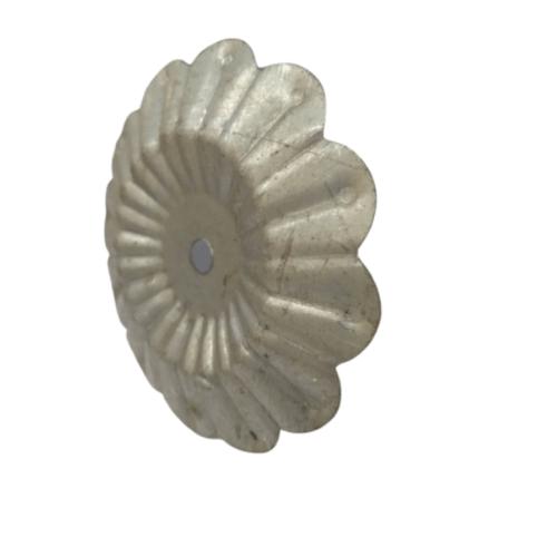 Wellingtan ลายเหล็กดัด ดอกทานตะวัน ขนาด 88 มม. N0.39 สีโครเมี่ยม